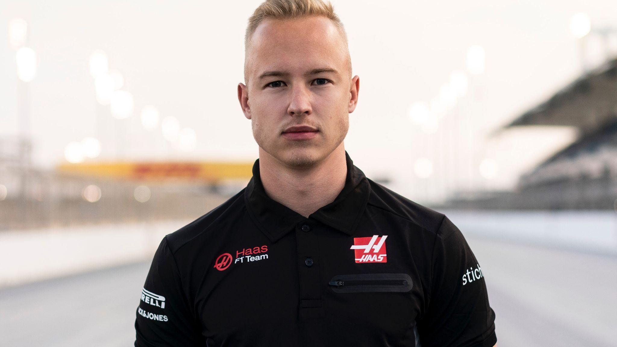 Nikita Mazepin to start P23 due to grid drop