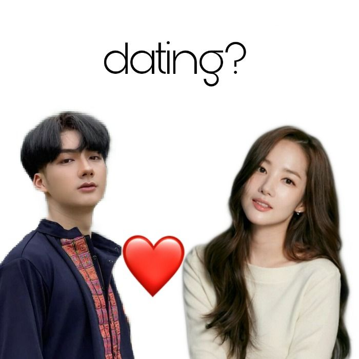 Jin Young Park and Min Young Park dating?