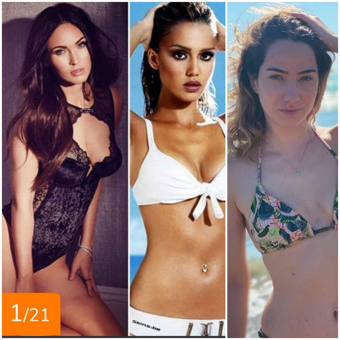 Top 10 Sexiest Women in the World 2021- Here's the List