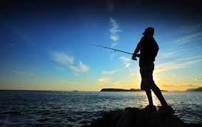 La pesca desde orilla no tiene límites