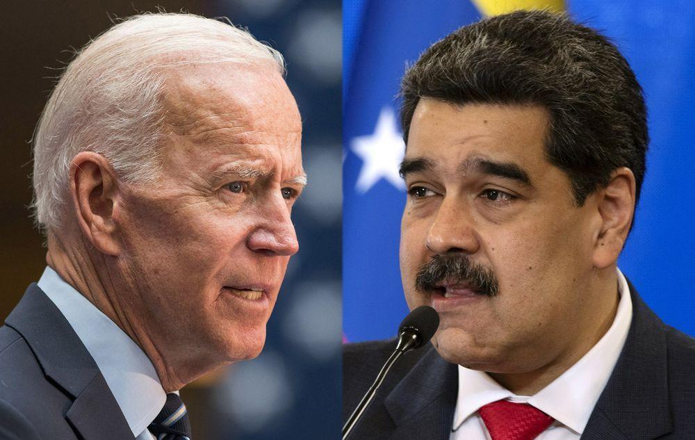 Ultima hora! Los Estados Unidos de Biden comienzan una invasion militar en Venezuela. Russia y China amenazan a Biden con misiles nucleares.