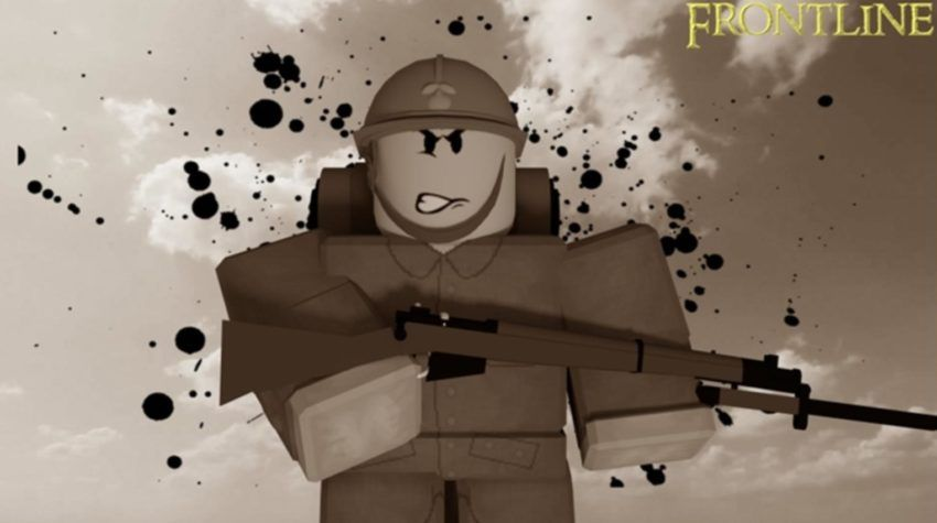Roblox is going to war!