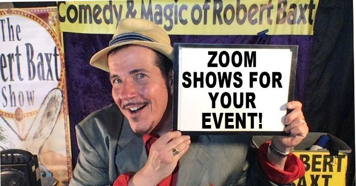 Los Angeles Magician says doing shows online is no