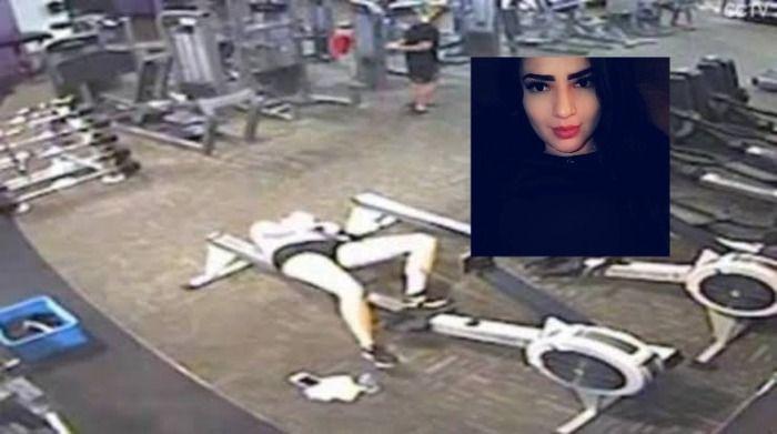 Elizabeth Mendivil, sufre desmayo en el Gym