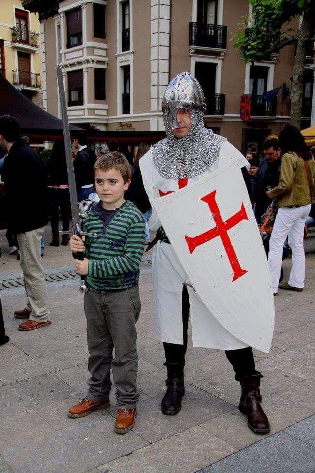 Markel Fernandez el último Templario
