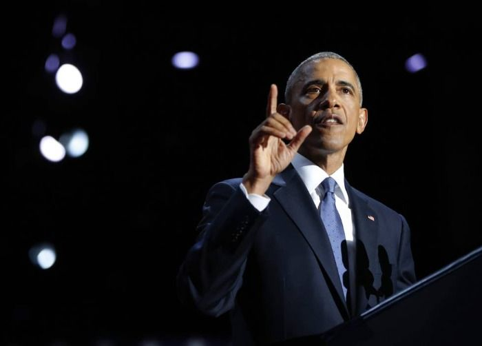 El expresidente Obama no se va a vacunar contra el COVID -19 .